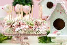 Festas / Inspirações para trabalho de festas
