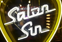 We Love Neon / Our favorite use of Neon lighting for businesses and art