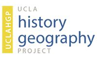 The UCLA History-Geography Project