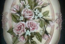 soguk porselen eserleri