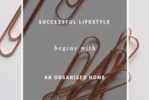 How To: Organising Your Home / How many times have you decided to start your life afresh? In fact, most of us come to this decision in January. Once the festive vibes are gone, it's time to remind ourselves about our New Year resolutions. Successful lifestyle starts from an organised home, so we have collected the best tips for organising and decluttering your home.