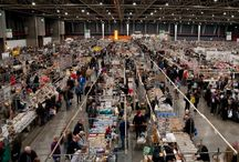 Record Fairs / Record fairs and second hand markets
