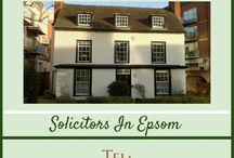 Solicitors In Epsom