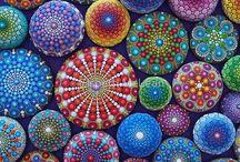 Mandala piedras