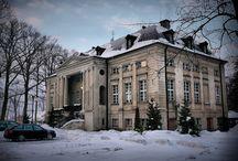Pakosław - Pałac