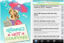 Favorite Coupon Sites / by Betty Brooks Longden