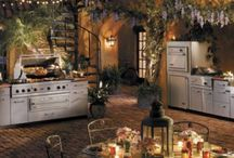 Outdoor Kitchen / by Christina Murphy
