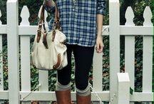 Inspiration; clothing
