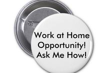 Work From Home Opportunities / This board shares ways to earn money from home. Visit my blog: www.wealthgeneratingmom.blogspot.com