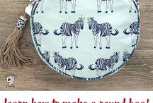 artesanato de bolsas