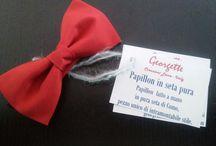 Papillon - Georgette Creazioni