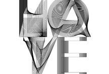 Visual Poetry / by atinA nitsuJ