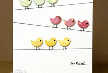 Cards, Tags, & Tuts / by Kristie Ward