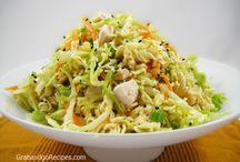 Favorite Recipes: Salads