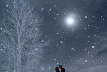 Romantic setting's