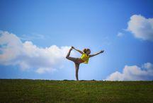 Yoga in Kosovo / Shedding light to the soul-torn Kosovo through place inspired yoga poses ^_^