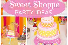 Party Ideas / by Vanessa Santiago-Rodríguez