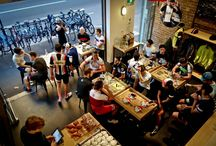 Cycle Cafe Culture / Cycling cafe inspiration