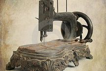 Sewing Machines / by Julianne Bingham