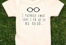Harry Potter!! / by Maria Bullington