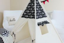 Teepees, Tents & Canopies! / Teepees, tents and canopies! I just can't get enough of them!
