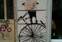STREET ART & CITY STREETS / Look around and see more.