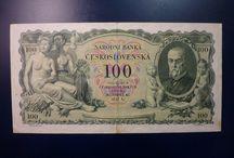 Czechoslovak banknotes