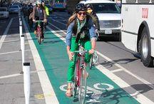 Bike Lanes / Let's make riding a bike safe!