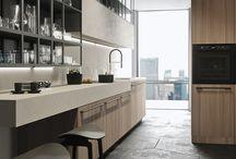 KAM2_kuchyně a obývací pokoj