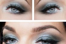 Make up / Maquillage Lina Hallberg
