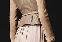 Pale Leather Jacket