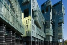 city buildings / our projects of big city buildings-offices, shops, residential buildings