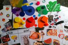 For the Kids / Kids crafts and educational resources (mostly.)  / by Amy Rohr