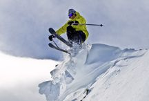 Skiing in Europe / There are many places to go ski in Europe. Here are our favourite spots!
