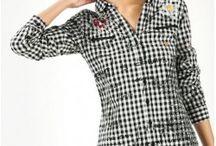 Mujer Desigual Camisas / Camisas de mujer de Desigual