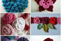 crotchet flower