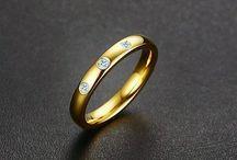 Elegant +Damen Solitär Edelstahl Ring Gr 56 (17,8 mm Ø) 13,90 Euro VB