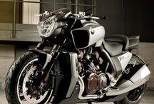 V-Max / Yamaha motorbikes