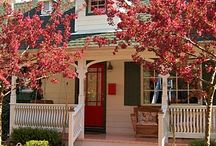 Pretty Porches & More! / Outdoor design and inspirations