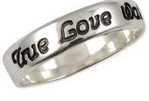 Engraved Rings & Name Rings