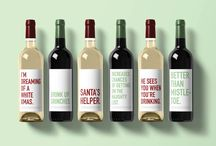 etykiety wino