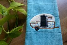 Camper or RV inspired Home Decor