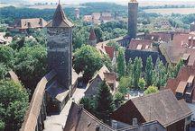 Tyskland - Rothenburg - Gremany / Romantische Strasse - Romantiska vägen i Bayern