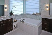 Bathroom ideas / by Kim Porterfield Davidson