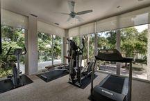 Home Gym / by Robyn Hirvela