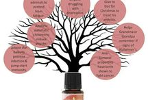 Oils and perfumes