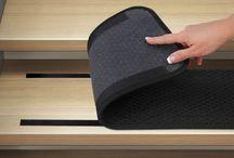Stair tread details
