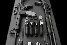 Weapons Armi