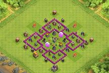 Clash Of Clans Bases
