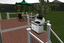 3D Deck Designs by NADRA Members